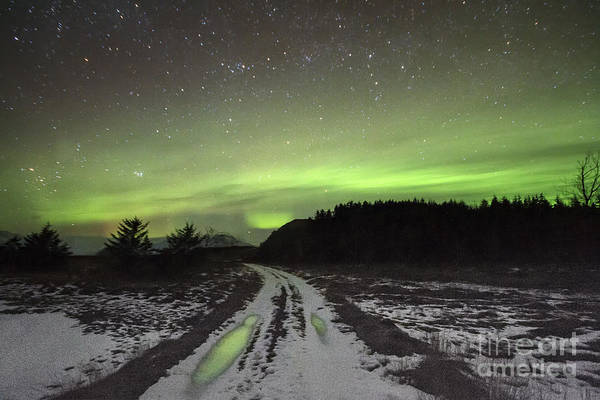 Northern Photograph - Galactic Dream by Evelina Kremsdorf