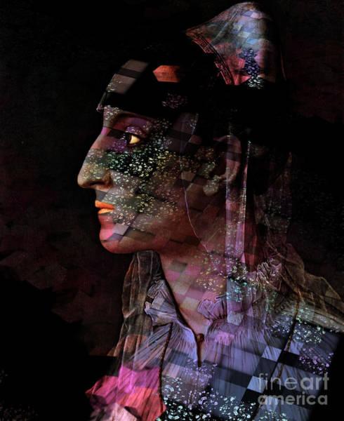 Wall Art - Digital Art - Galactika by Aimelle