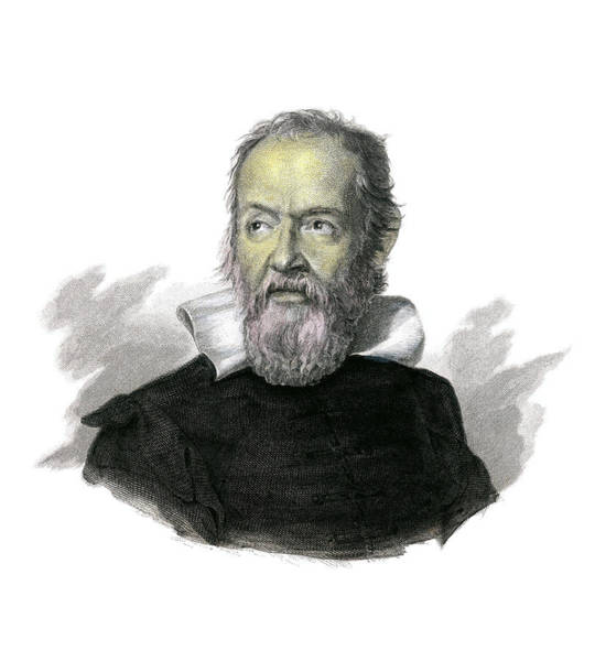 Wall Art - Photograph - Galileo Galilei by Detlev Van Ravenswaay