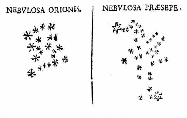 Woodcut Photograph - Galileo's Observation Of Star Clusters by Universal History Archive/uig