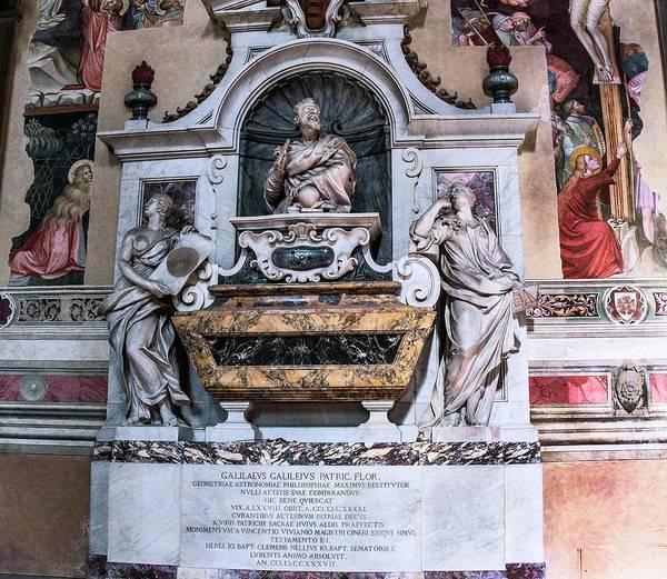 Galileo's Tomb Art Print