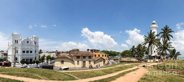 Photograph - Galle Panorama Sri Lanka by Didier Marti