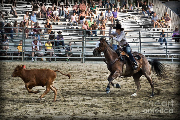 Prca Wall Art - Photograph - Gallup Tradition by Gary Keesler