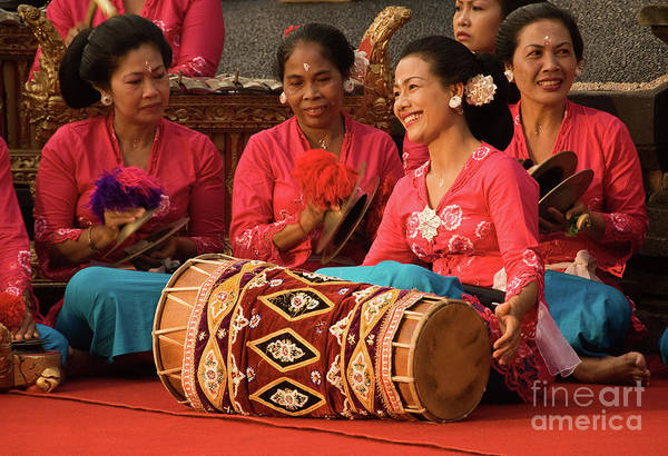 Photograph - Gamelan 02 by Rick Piper Photography