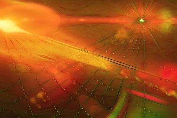Digital Art - Gamma V Plasma by Rick Wicker