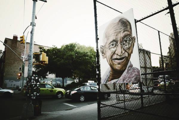 Photograph - Gandhi by Natasha Marco