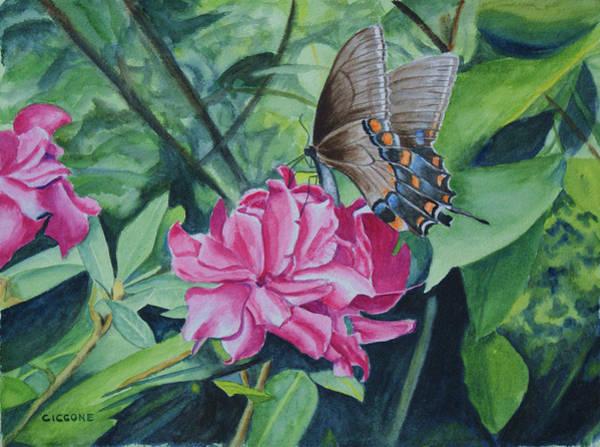 Garden Beauties Art Print