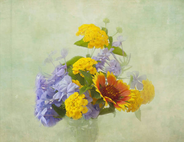 Photograph - Garden Bouquet by Kim Hojnacki