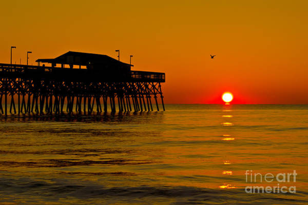 Wall Art - Photograph - Garden City Sunrise by Matthew Trudeau