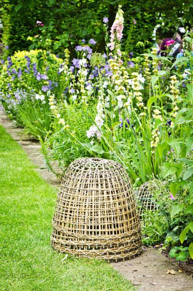English Cottage Photograph - Garden Decoration by Tom Gowanlock