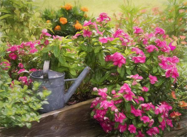 Florida Flora Photograph - Garden Delight by Kim Hojnacki