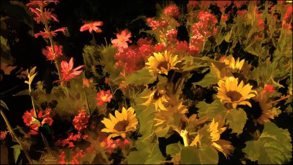 Painting - Garden Edge by Douglas MooreZart