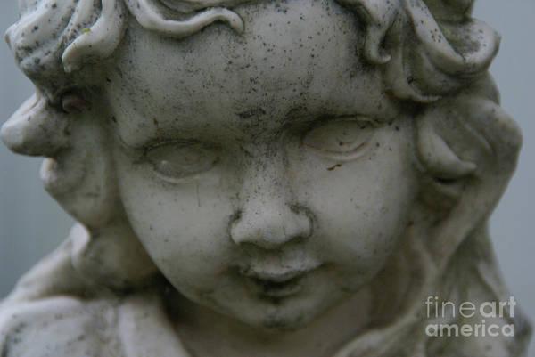Photograph - Garden Girl by Linda Shafer