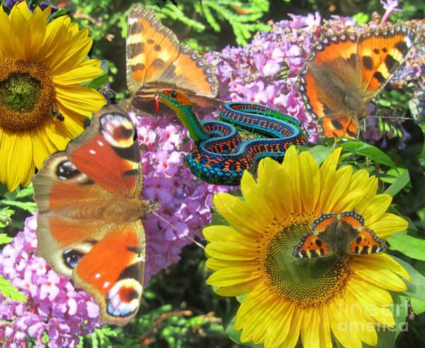 Wall Art - Photograph - Garden Of Dreams by Jeepee Aero