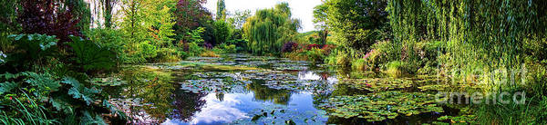 Giverny Photograph - Garden Of Dreams by Olivier Le Queinec