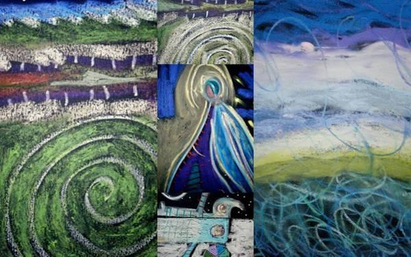 Clarity Digital Art - Garden Of Eaten 3 by Clarity Artists