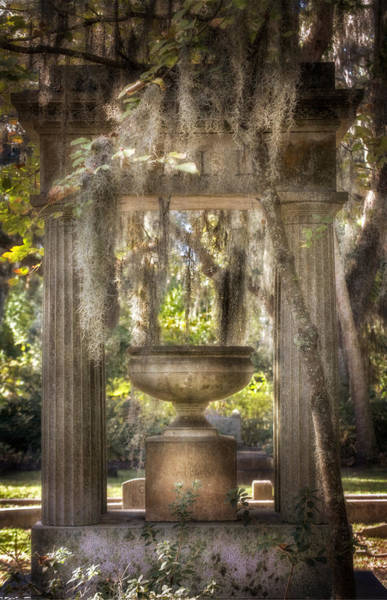 Famous Cemeteries Photograph - Garden Of Remembrance by Mark Andrew Thomas