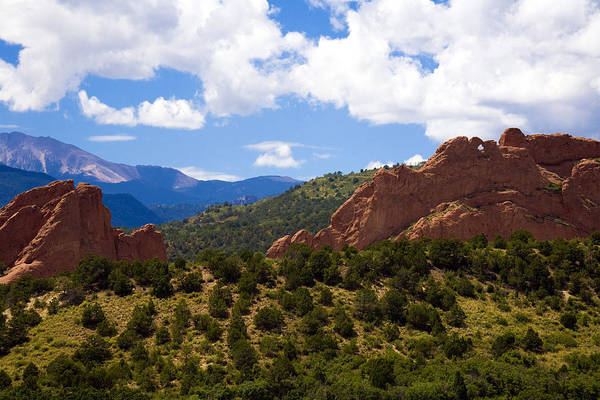 Photograph - Garden Of The Gods 3 by Marilyn Hunt