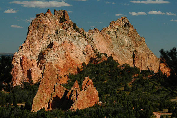 Photograph - Garden Of The Gods by Michael Kirk