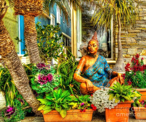 Wall Art - Photograph - Garden Tranquility by Jim Carrell