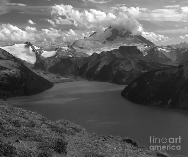 Photograph - Garibaldi Lake Overlook by Adam Jewell