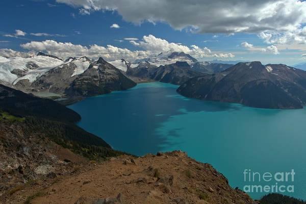 Photograph - Garibaldi Lake Squamish Bc by Adam Jewell
