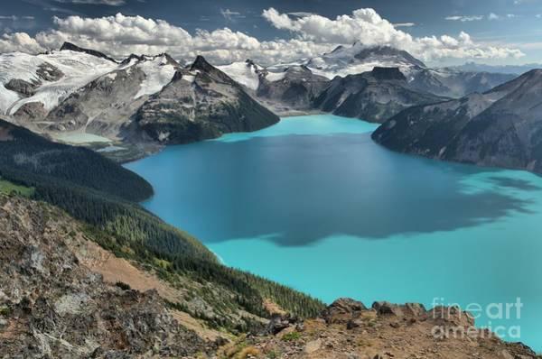 Photograph - Garibaldi Provincial Park Lake by Adam Jewell