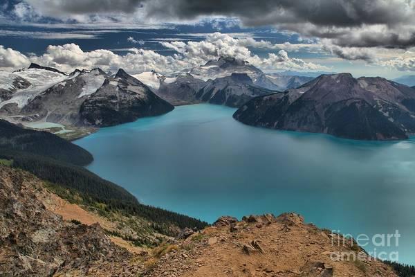 Photograph - Garibaldi Provincial Park Landscape by Adam Jewell