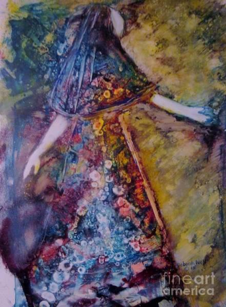 Painting - Garment Of Praise by Deborah Nell