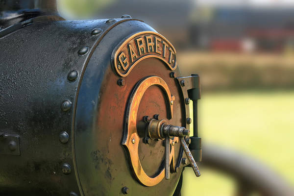 Canadian National Railway Photograph - Garrett Engine by Fizzy Image