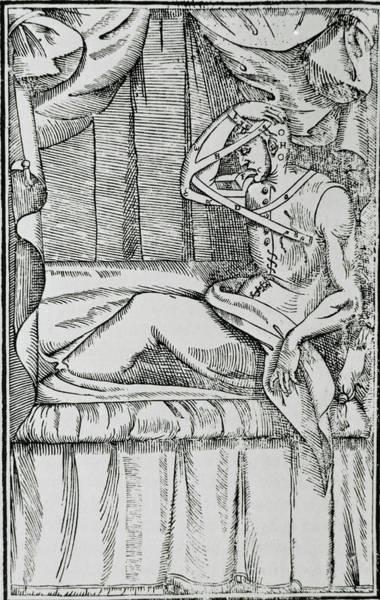 Plastic Surgery Wall Art - Photograph - Gaspare Tagliacozzi's 16th Century Plastic Surgery by Science Photo Library