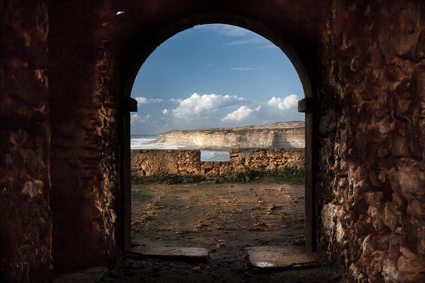 Photograph - Gate To The Sea by Edgar Laureano