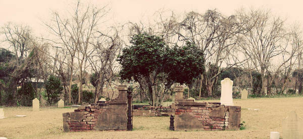 Indian Burial Ground Photograph - Gateway by Max Mullins
