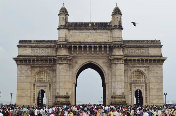 Casual Photograph - Gateway Of Mumbai by Kiran Chorge