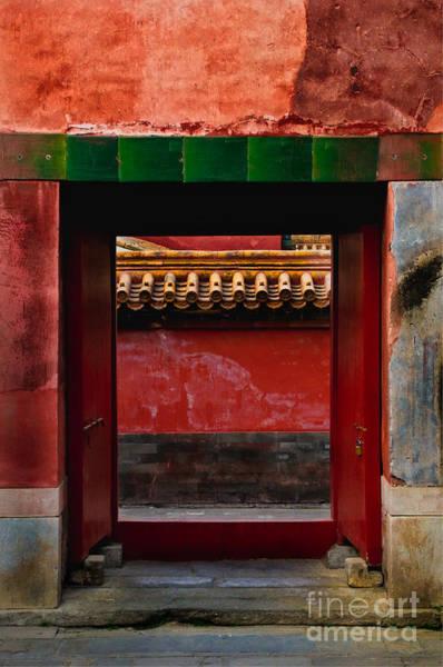 Wall Art - Photograph - Gateway by Venetta Archer