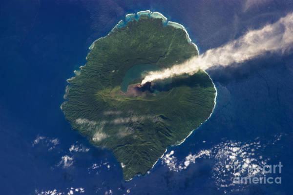 Photograph - Gaua Island by Science Source