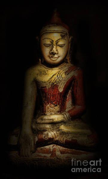 Wall Art - Photograph - Gautama Buddha by Lee Dos Santos