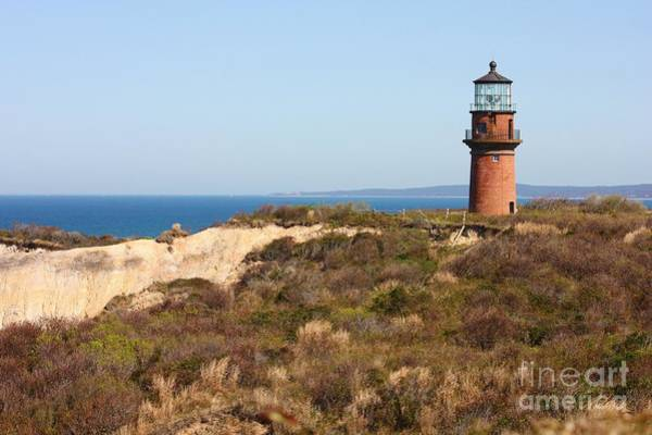 Photograph - Gay Head Lighthouse by Carol Groenen