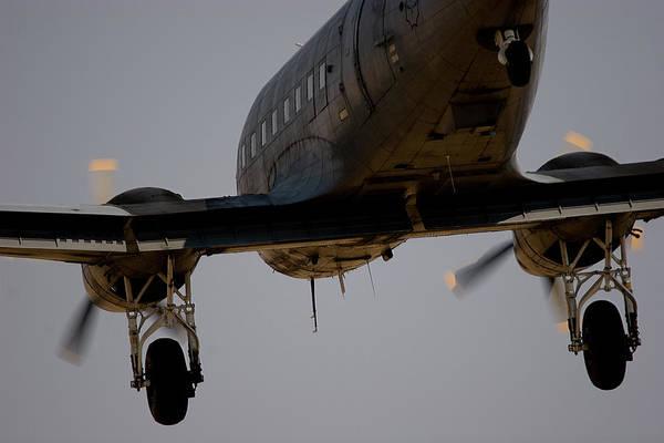 Kimberley Airport Photograph - Gear Down by Paul Job