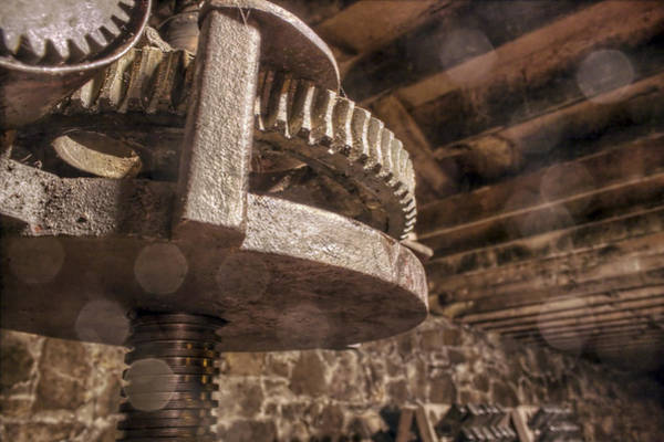 Photograph - Gears Of Wine by Jason Politte