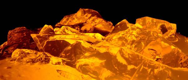 Wall Art - Photograph - Gelatin Mountain by Mark Graves