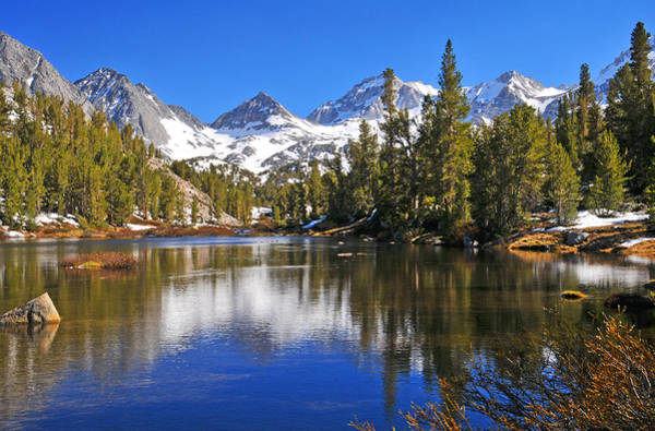 Photograph - Gem Of The Sierras by Lynn Bauer