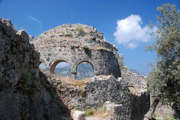 Photograph - Gemiler Island Ruins by Cascade Colors