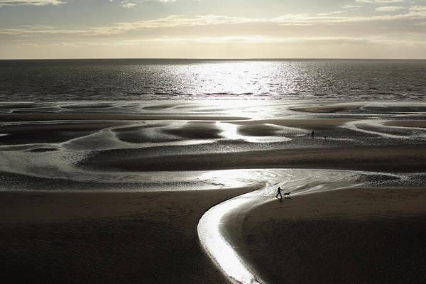 Photograph - General Views In Blackpool by Dan Kitwood