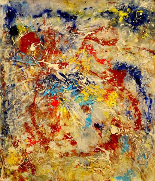 Painting - Genesis 1 by Giorgio Tuscani