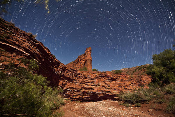 Perpetual Photograph - Geology And Space by Melany Sarafis