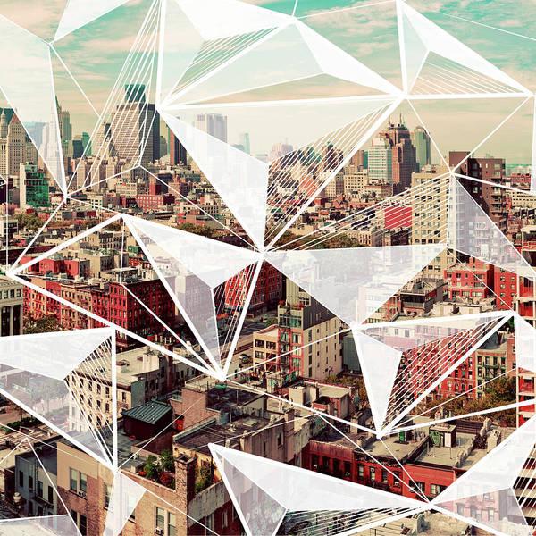 Wall Art - Photograph - Geometric Rivington I by Shelley Lake