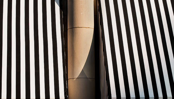 Photograph - Geometry Of Light And Shadows by Gary Slawsky