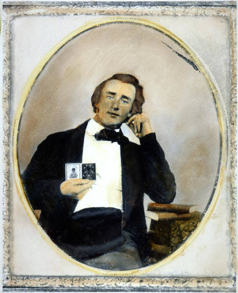 Photograph - George A. Custer (1839-1876) by Granger