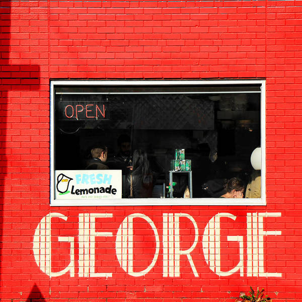Photograph - George Diner by Andrew Fare